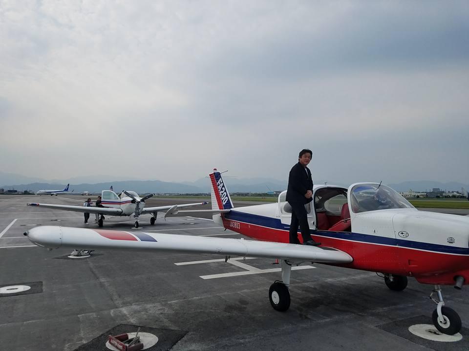 松山空港から約30分、瀬戸内の島々を見ながらのフライトは最高でした。_c0186691_116308.jpg