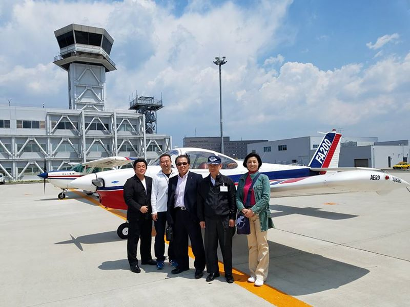 松山空港から約30分、瀬戸内の島々を見ながらのフライトは最高でした。_c0186691_1175081.jpg