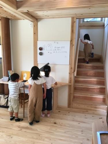 ki-bako/cherry完成見学会終了。_d0087595_12454421.jpg