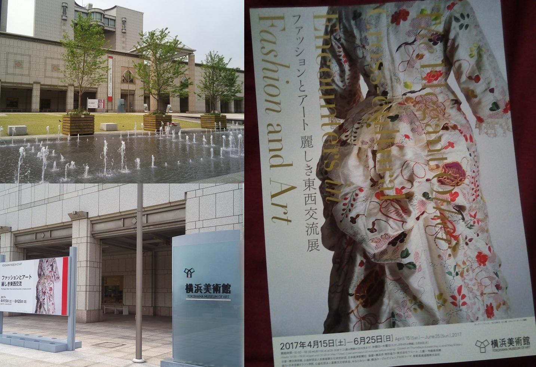 『ファッションとアート 麗しき東西交流』展@横浜美術館_a0057402_06541615.jpg
