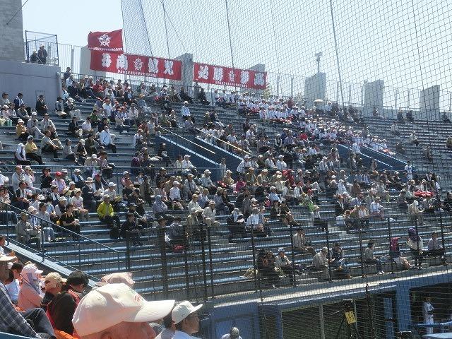 静岡高校に0-8 富士市立高校野球部 無念の2回戦敗退!_f0141310_08061534.jpg