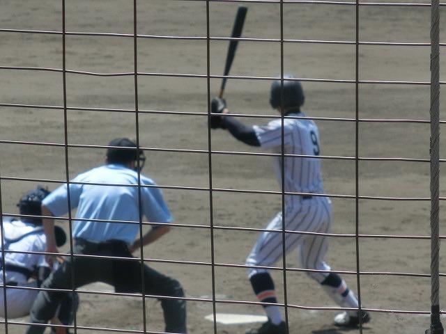 静岡高校に0-8 富士市立高校野球部 無念の2回戦敗退!_f0141310_08070794.jpg