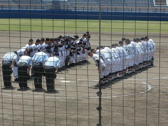 静岡高校に0-8 富士市立高校野球部 無念の2回戦敗退!_f0141310_08074820.jpg
