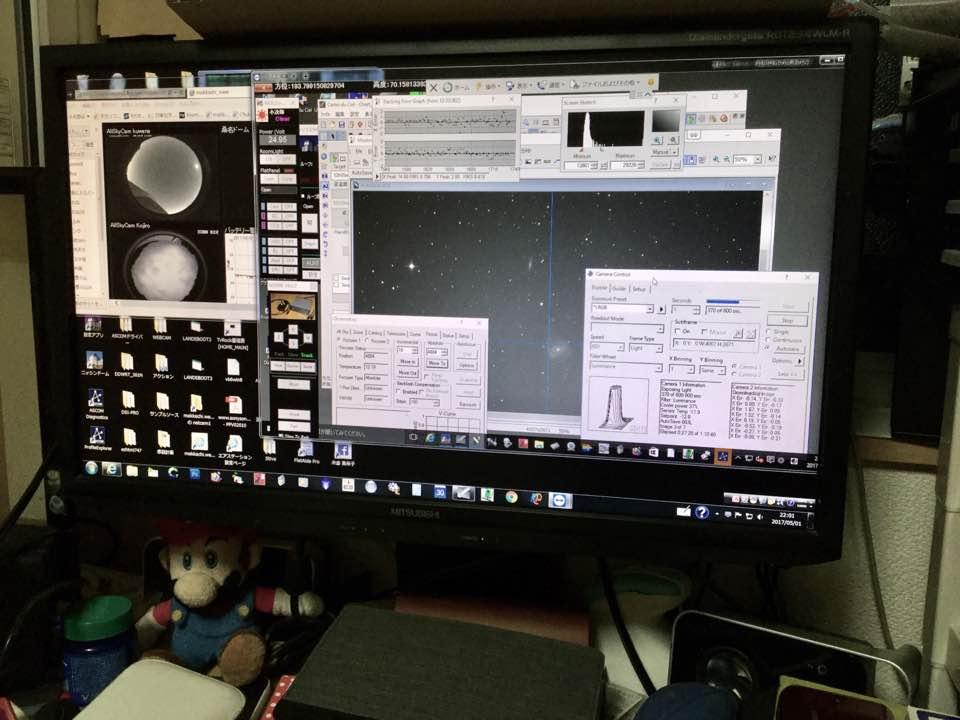 M100(NGC 4321)_c0061727_10423069.jpg