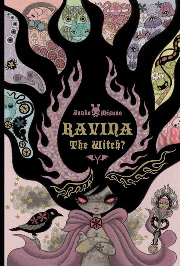 RAVINA THE WITCH? 英語版 近日発売_f0126648_176680.jpg