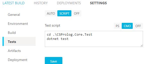 .NET Core なクラスライブラリプロジェクトの xUnit.net 単体テストを AppVeyor で稼働させようとして躓いた話_d0079457_22420386.png