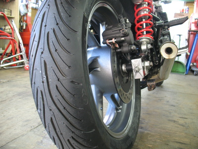 CB750 (RC42) 車検整備_e0114857_10574433.jpg