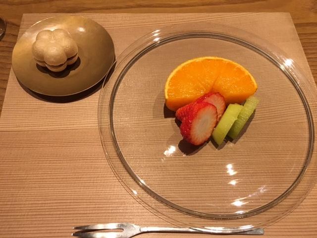 新緑の京都♪ミシュラン1つ星「ごだん宮ざわ」で味わう茶懐石_a0138976_11372782.jpg
