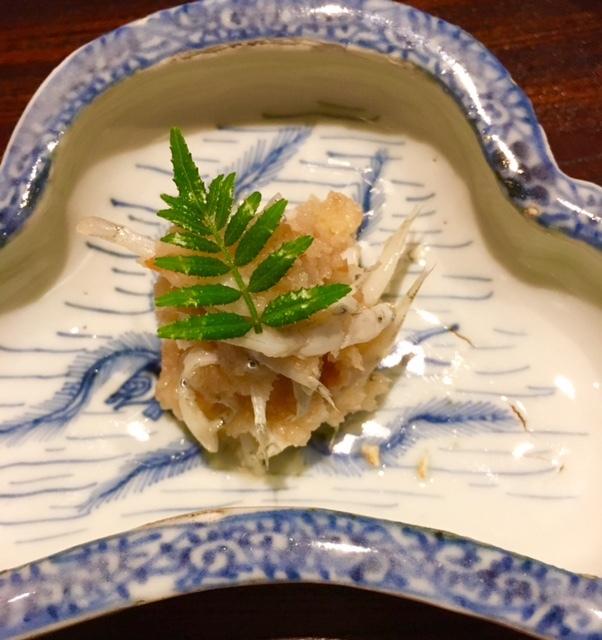 新緑の京都♪ミシュラン1つ星「ごだん宮ざわ」で味わう茶懐石_a0138976_11381769.jpg