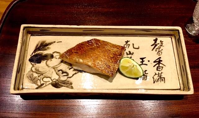 新緑の京都♪ミシュラン1つ星「ごだん宮ざわ」で味わう茶懐石_a0138976_11381783.jpg