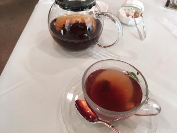 紅茶・カフェ ド グレース(ヒルトンプラザ イースト)_d0339676_22401772.jpg