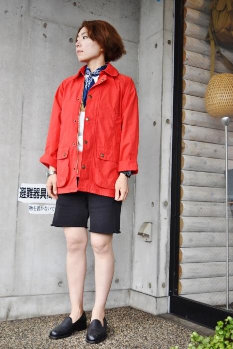 JACKET (長袖) × SHORTS スタイル!★!_d0152280_13214177.jpg