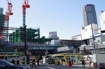 5月2日(火)今日の渋谷109前交差点_b0056983_14230134.jpg