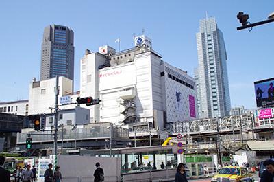 5月2日(火)今日の渋谷109前交差点_b0056983_14230185.jpg