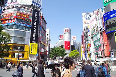 5月2日(火)今日の渋谷109前交差点_b0056983_14235147.jpg