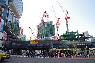 5月2日(火)今日の渋谷109前交差点_b0056983_14235160.jpg