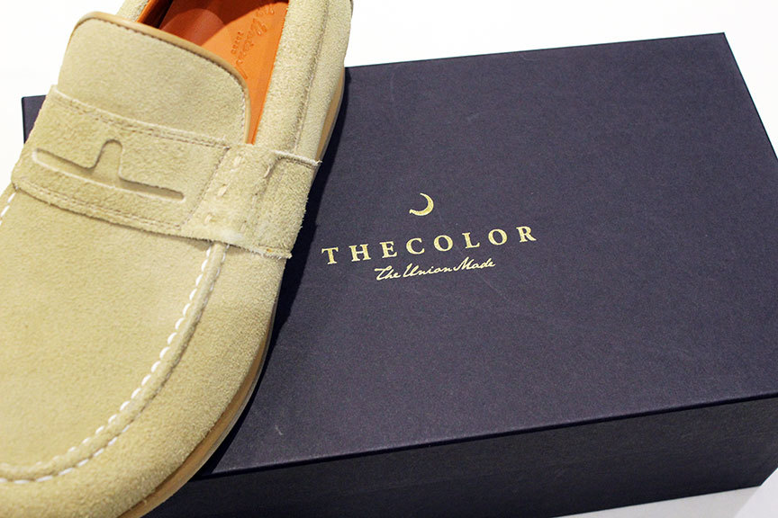 """THE COLOR (ザ・カラー) \"""" T Penny Loafers\""""_b0122806_13000145.jpg"""