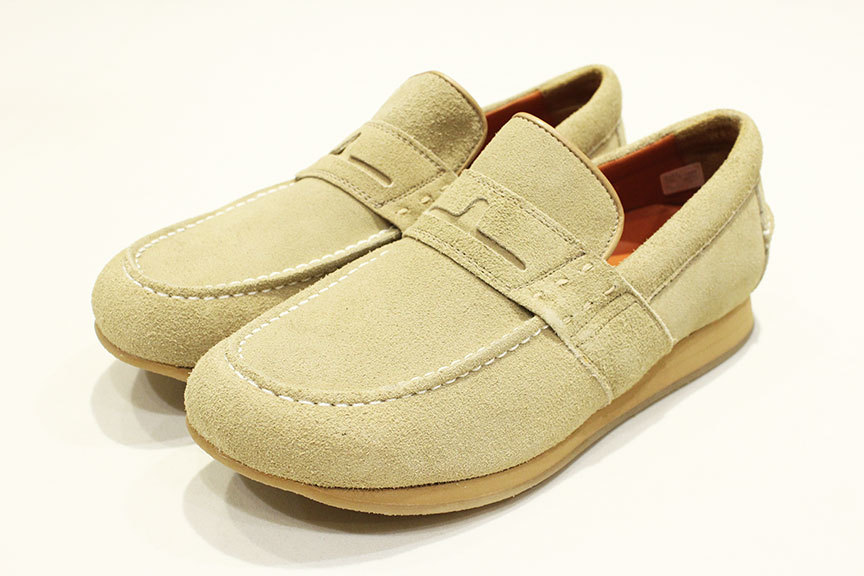 """THE COLOR (ザ・カラー) \"""" T Penny Loafers\""""_b0122806_13003059.jpg"""