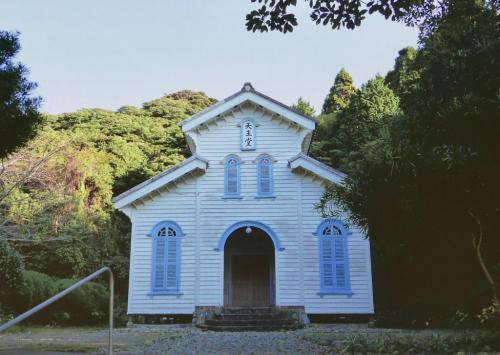 海界の村を歩く 東シナ海 奈留島(長崎県)_d0147406_18351223.jpg