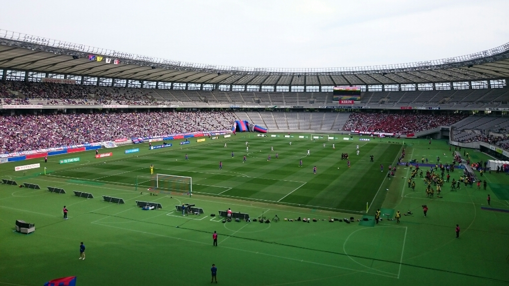 2017Jリーグルヴァン杯GL第4節  FC東京 - 北海道コンサドーレ札幌_b0042308_18035231.jpg