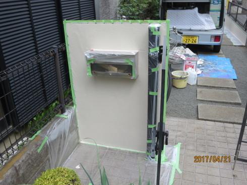 外装リフォーム・塀の修理_f0140817_00085281.jpg
