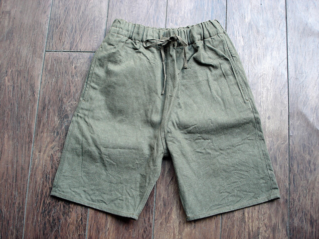NEW : Nigel Cabourn [GYM SHORTS] 2017 S/S !!_a0132147_17121772.jpg