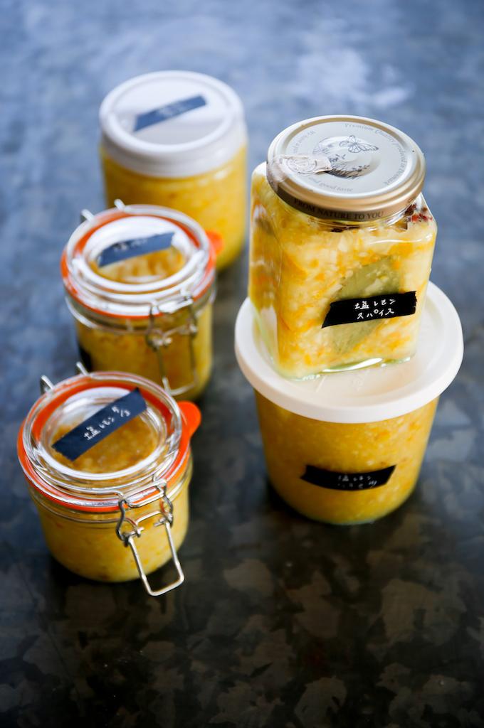 塩レモン レシピ色々  _d0034447_20295693.jpg