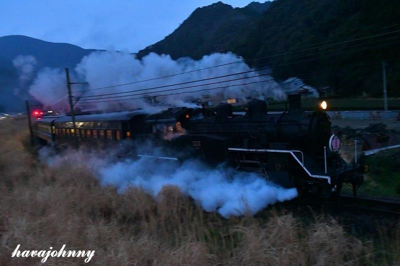 暗闇ドレイン~お花見夜桜SL列車~_c0173762_18463793.jpg