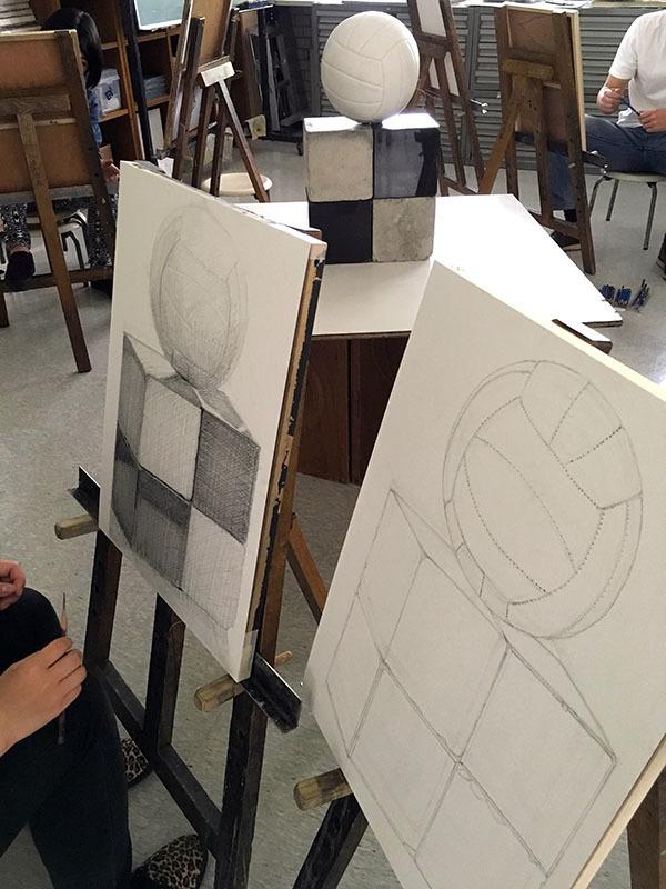 3週目も形と色/デザイン・工芸科 私大コース_f0227963_13030585.jpg