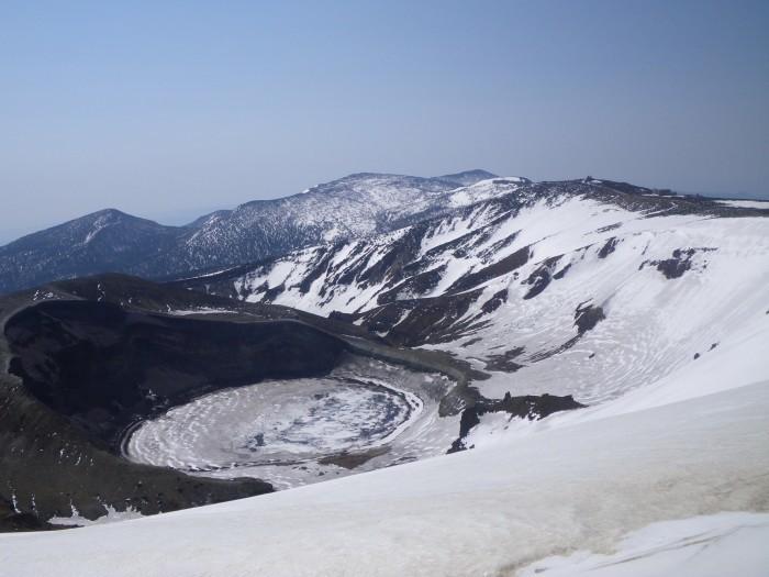 蔵王・熊野岳東面 ~ 2017年4月29日_f0170180_11460710.jpg