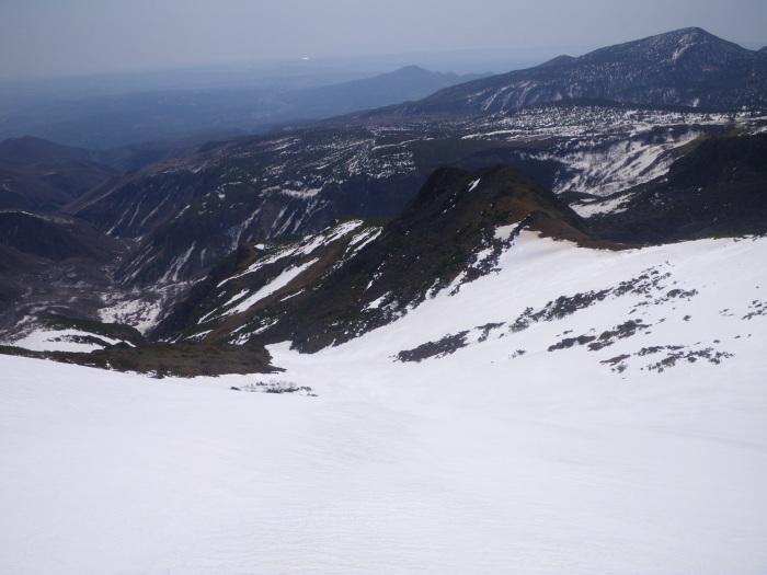 蔵王・熊野岳東面 ~ 2017年4月29日_f0170180_11534345.jpg