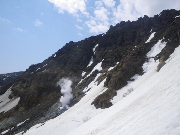 蔵王・熊野岳東面 ~ 2017年4月29日_f0170180_11555242.jpg