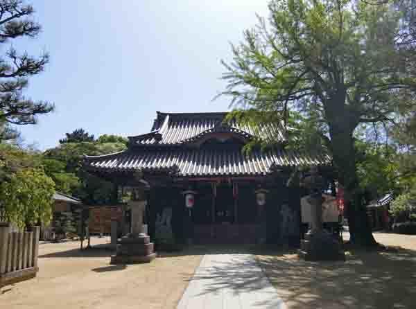 佐太神社(佐太天神宮)〜来迎寺(らいこうじ)_a0045381_11480401.jpg
