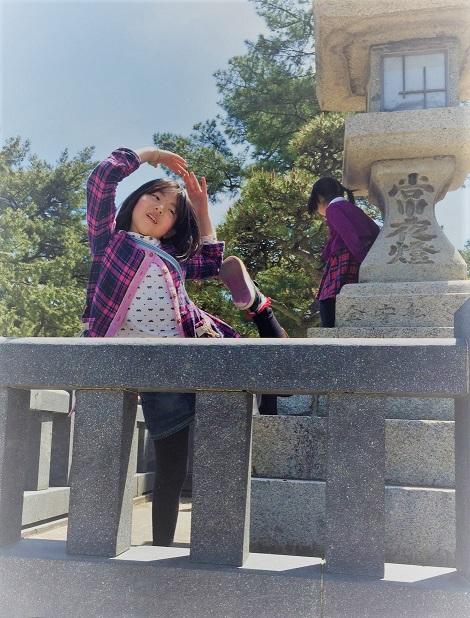 お散歩日和(^^♪_b0079382_15491813.jpg
