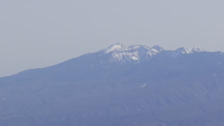 湯ノ丸高峰林道が開通しました_e0120896_07493838.jpg
