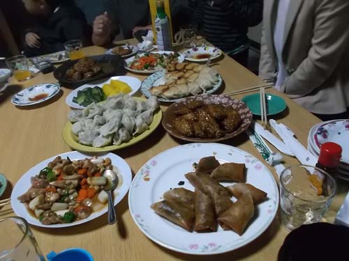 夕食は長男の家で_f0019498_20482958.jpg