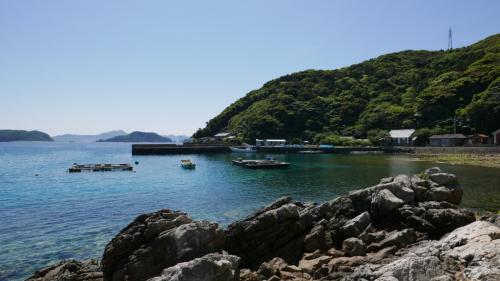 海界の村を歩く 東シナ海 久賀島 (長崎県_d0147406_13280879.jpg