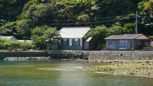海界の村を歩く 東シナ海 久賀島 (長崎県_d0147406_13280936.jpg
