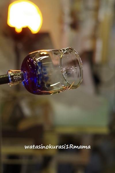 吹きガラス体験_c0365711_19381578.jpg