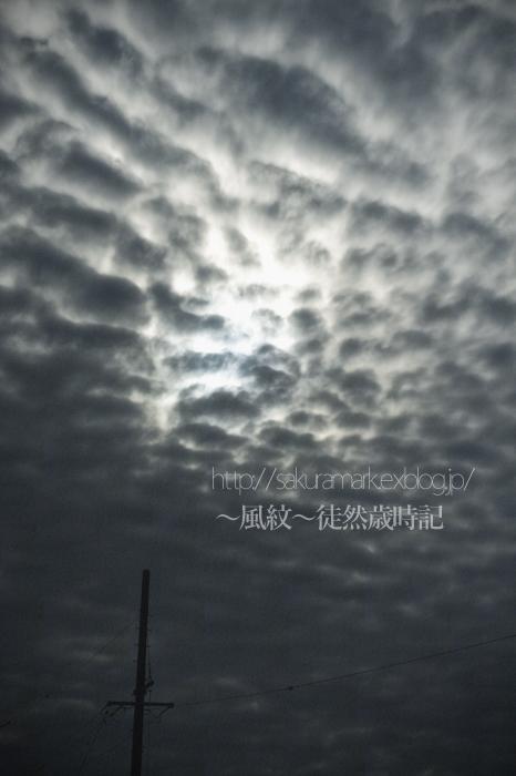 波立つ空。_f0235723_20452396.jpg