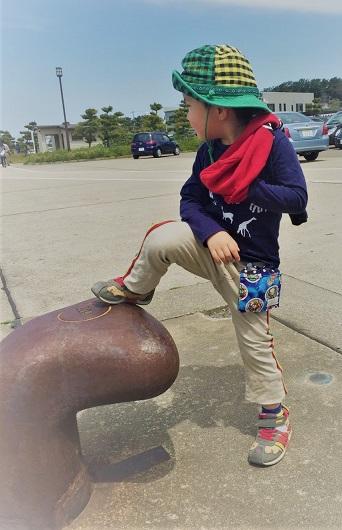 港の子ども達☆_b0079382_15545069.jpg