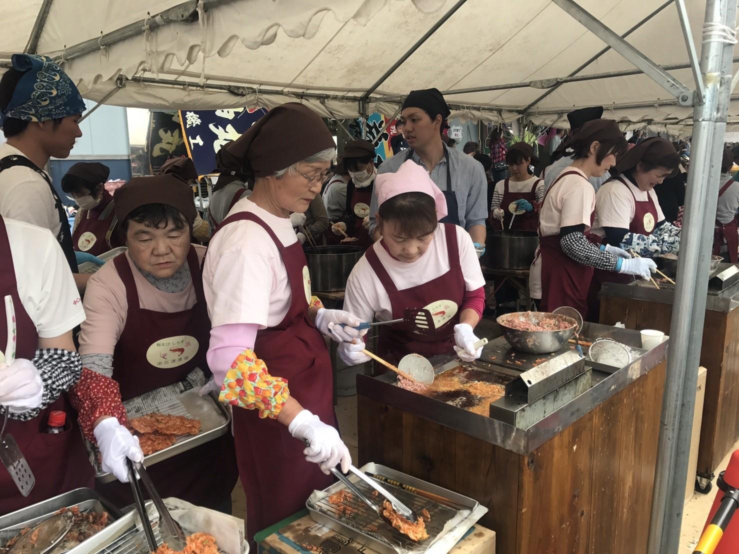 静岡県由比シリーズ  由比漁港の『桜えび祭』に出かける_b0011584_06245966.jpg