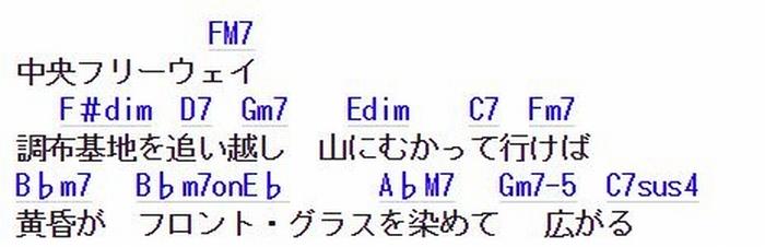 強烈なコード進行_a0163788_19161055.jpg
