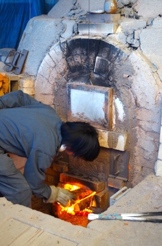 備前に窯焚きを見に行ってきました_d0229351_21210501.jpg