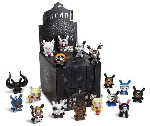 Arcane Divination Dunny Mini Series_e0118156_21461390.jpg