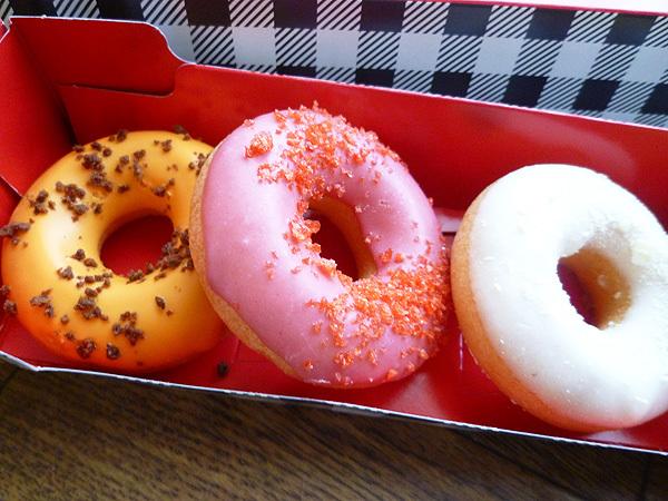 【閉店】Mister Donut to go(ミスタードーナツ トゥゴー)池袋ショッピングパークショップ_c0152767_19460462.jpg