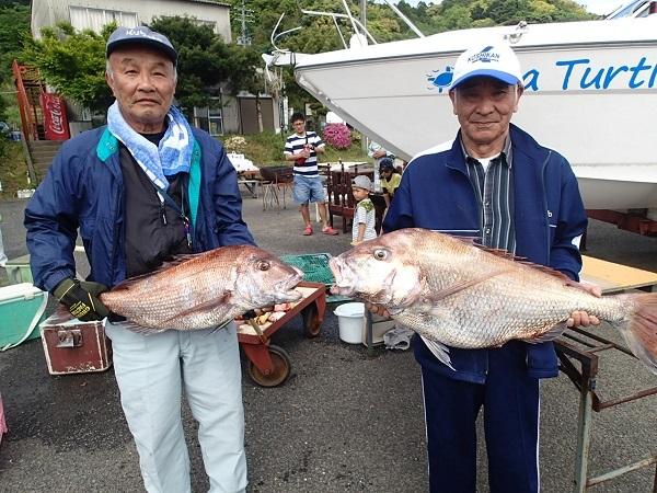 いまりマリーナの春の釣り大会♪_a0077071_15503512.jpg