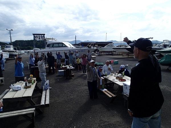 いまりマリーナの春の釣り大会♪_a0077071_15555843.jpg