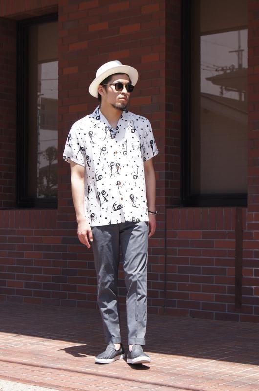 2017 S/S WACKO MARIA - 1st Aloha Shirt Style._f0020773_20352426.jpg
