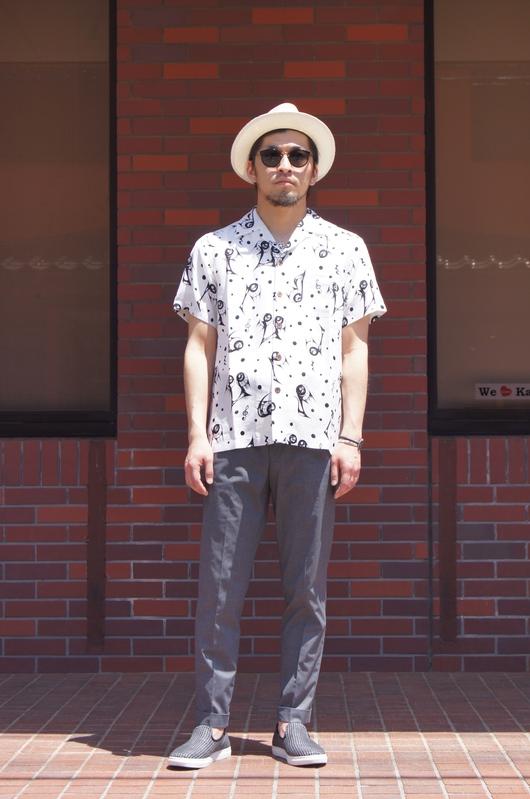 2017 S/S WACKO MARIA - 1st Aloha Shirt Style._f0020773_20353394.jpg